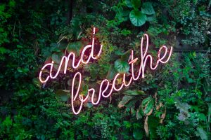 breathe relaxation